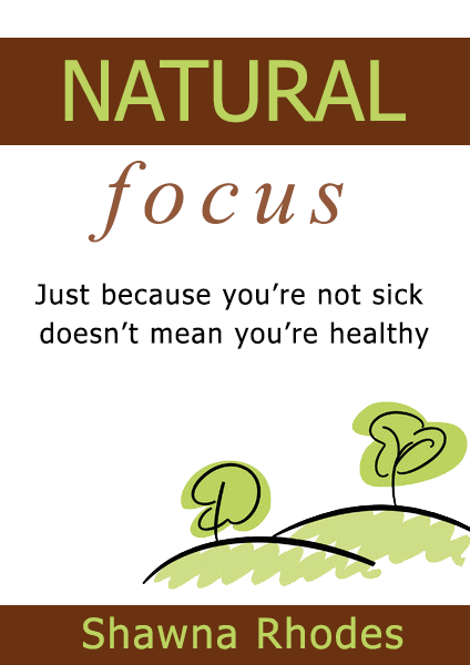 natural focus book
